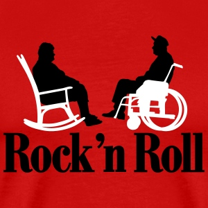 Rock 'n roll 2clr T-Shirts - Men's Premium T-Shirt