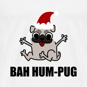 Bah Humpug - Men's Premium T-Shirt