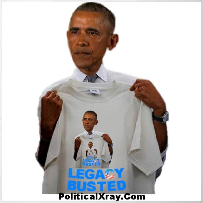 Obama Legacy Busted Mug