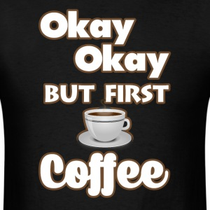 Coffee Lover. T-Shirts - Men's T-Shirt