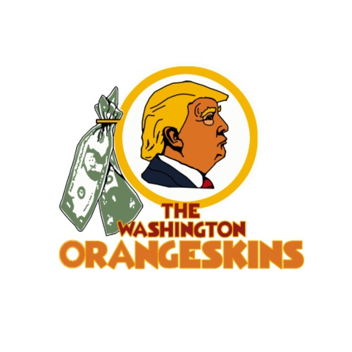 Trump Orangeskins