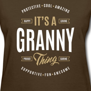 Granny T-shirts Gifts - Women's T-Shirt