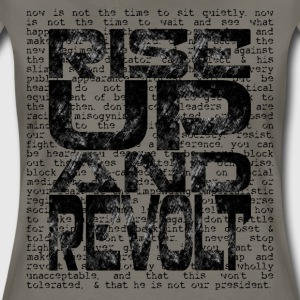 Rise Up and Revolt [1] Women's Premium T-shirt - Women's Premium T-Shirt