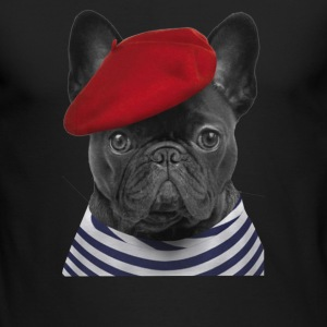 French Bulldog - Men's Long Sleeve T-Shirt by Next Level