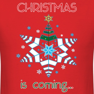 Christmas is Coming... - Men's T-Shirt