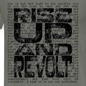 Rise Up and Revolt [1] Men's Premium T-shirt - Men's Premium T-Shirt