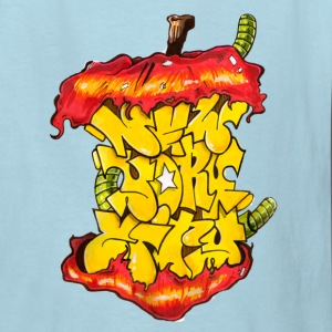 Hideout - Design for New York Graffiti Color Logo  - Kids' T-Shirt