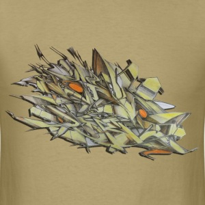 Pensil One - Design for New York Graffiti Color Lo - Men's T-Shirt