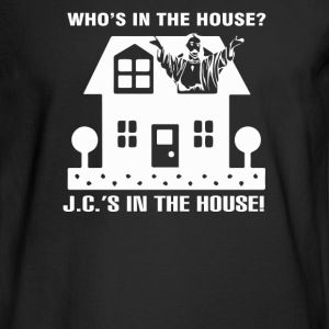 Who's In The House - Men's Long Sleeve T-Shirt