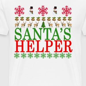 santa_helper_ - Men's Premium T-Shirt