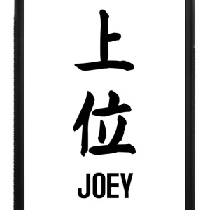 Joey  by joke kanji Phone & Tablet Cases - iPhone 7 Plus Rubber Case