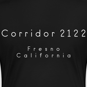 Women's - Corridor 2122 - local art. - Women's Premium T-Shirt