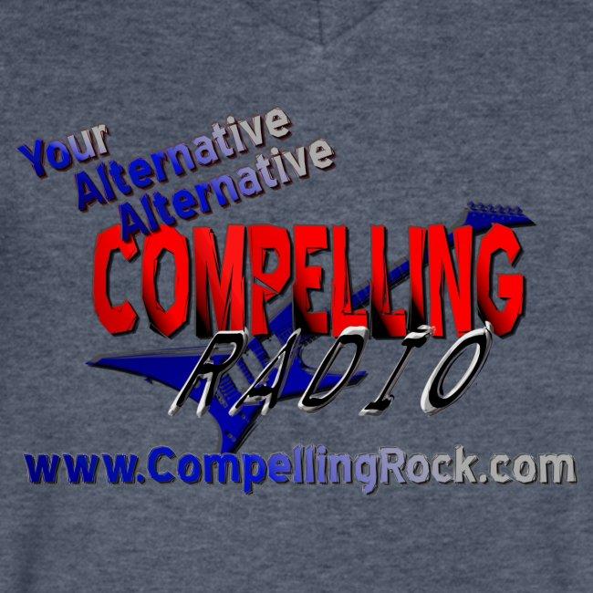 Compelling Radio V-Neck Tee