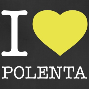 I LOVE POLENTA - Adjustable Apron