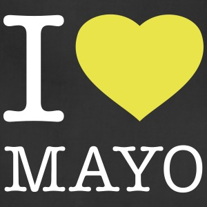 I LOVE MAYO - Adjustable Apron