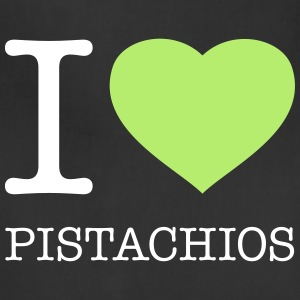 I LOVE PISTACHIOS - Adjustable Apron