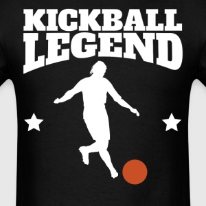 Retro Kickball Legend - Men's T-Shirt
