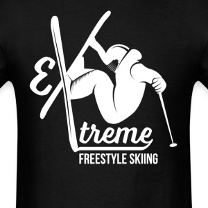 Extreme Freestyle Skiing - Men's T-Shirt