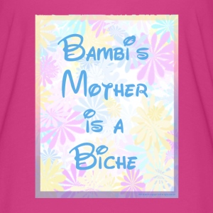 Bambi's Mother - Women's Flowy T-Shirt