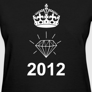 Diamond Jubilee - Women's T-Shirt