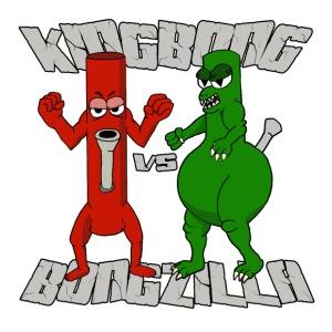 kingbong vs bongzilla