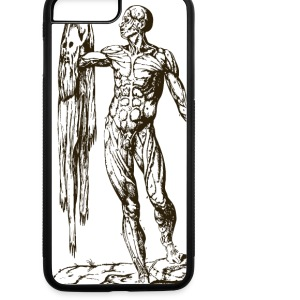 The Creation of Man Phone & Tablet Cases - iPhone 7 Plus Rubber Case