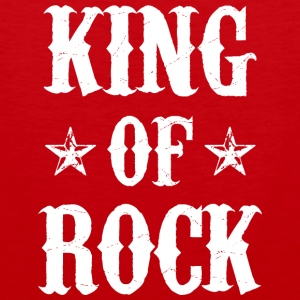 KING OF ROCK Sportswear - Men's Premium Tank