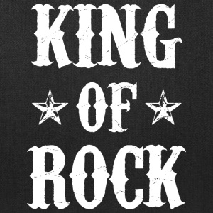 KING OF ROCK Bags & backpacks - Tote Bag