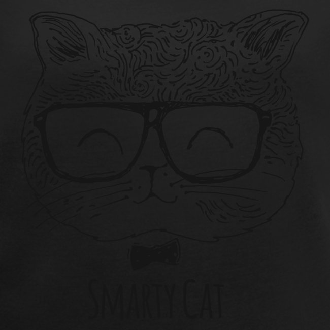 Smarty Cat - Bow tie