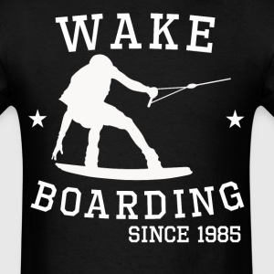 Wakeboarding Since 1985 Wakeboarder - Men's T-Shirt