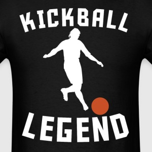 Kickball Legend - Men's T-Shirt