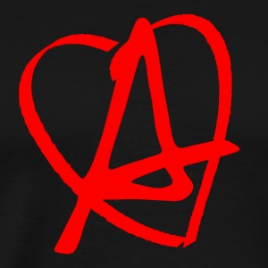 Love & Anarchy - Men's Premium T-Shirt