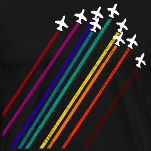 Aeroplane Display Team - Men's Premium T-Shirt