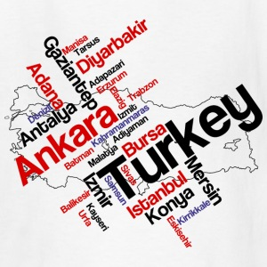 Turkey Kids' Shirts - Kids' T-Shirt