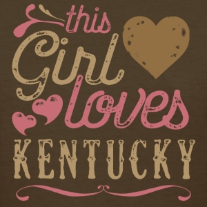 This Girl Loves Kentucky T-Shirts - Women's T-Shirt