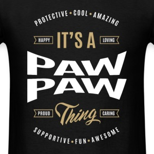 Pawpaw T-shirts Gifts - Men's T-Shirt