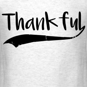 thanful 1.png T-Shirts - Men's T-Shirt
