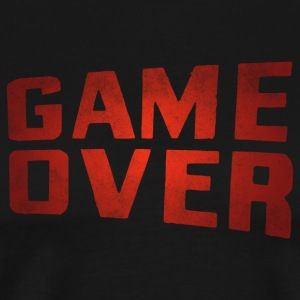 Game Over T-Shirt - Men's Premium T-Shirt