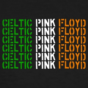 Celtic Pink Floyd Small Flag Logo - Women's T-Shirt