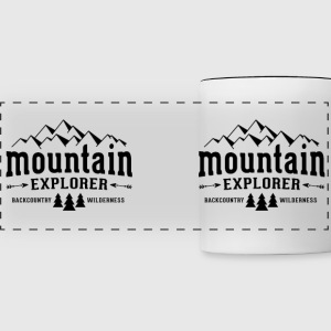 Mountain Explorer Mug - Panoramic Mug