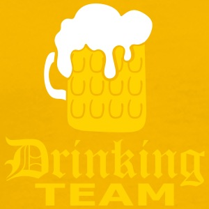 Bierkrug drinking team friends team crew huge thir T-Shirts - Men's Premium T-Shirt