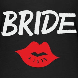 BRIDE KISS T-Shirts - Women's Flowy T-Shirt