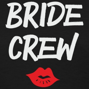 BRIDE CREW KISS T-Shirts - Women's T-Shirt