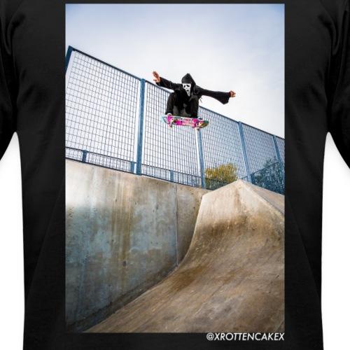 GhostCake Skate Shirt - American Apparel