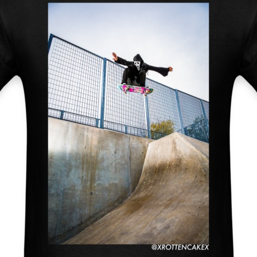GhostCake Skate Shirt - American Apparel
