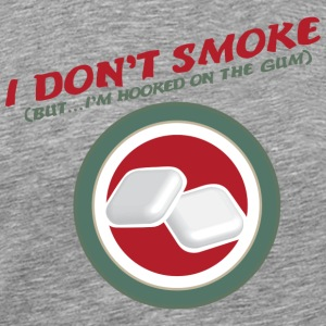 Gum Smoke T-Shirts - Men's Premium T-Shirt