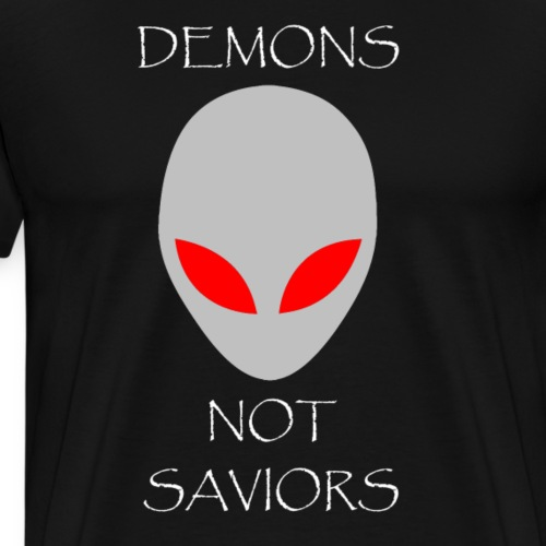 Aliens Are Demons Not Saviors