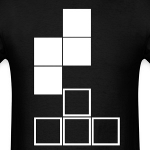 Tetris T Shirt - Men's T-Shirt