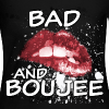 BAD AND BOUJEE  - Women's Long Sleeve Jersey T-Shirt