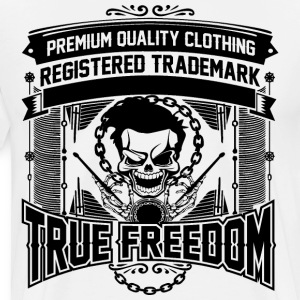 True Freedom - Men's Premium T-Shirt
